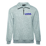 1/4 Zip Sweatshirt Lt. USA Made (Available in 2 colors)
